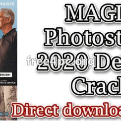 MAGIX Photostory 2020 Deluxe Crack