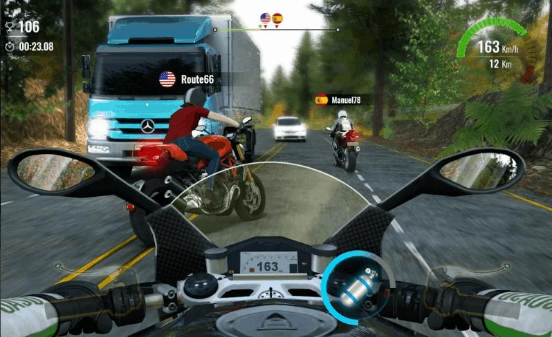 Moto Traffic Race 2 Multiplayer v1.18.00 MOD APK