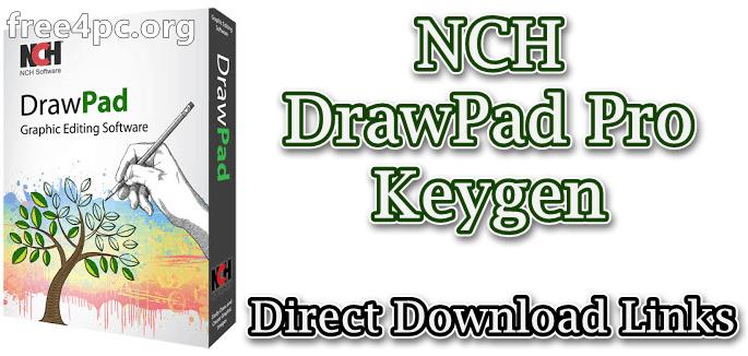 NCH DrawPad Pro Keygen