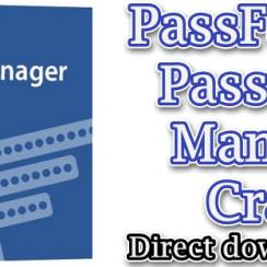 PassFab iOS Password Manager Crack