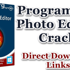 Program4Pc Photo Editor Crack