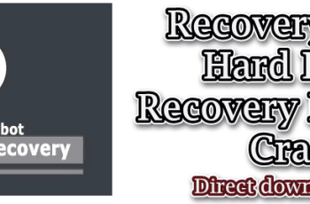 RecoveryRobot Hard Drive Recovery Business Crack