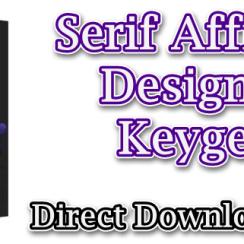 Serif Affinity Designer Keygen