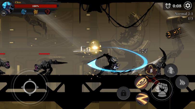 Stickman Master League Of Shadow Ninja Legends v1.0.4 MOD APK
