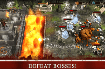 Three Defenders 2 Ver. 1.4.1 MOD APK