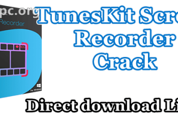 TunesKit Screen Recorder Crack