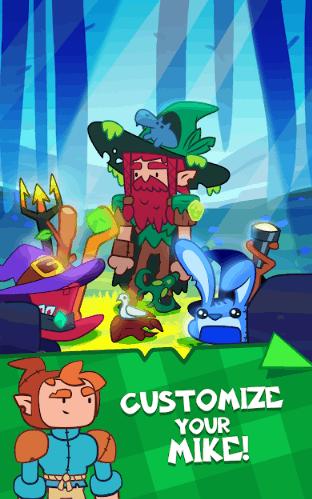 Wizard Mike v1.0.7 MOD APK