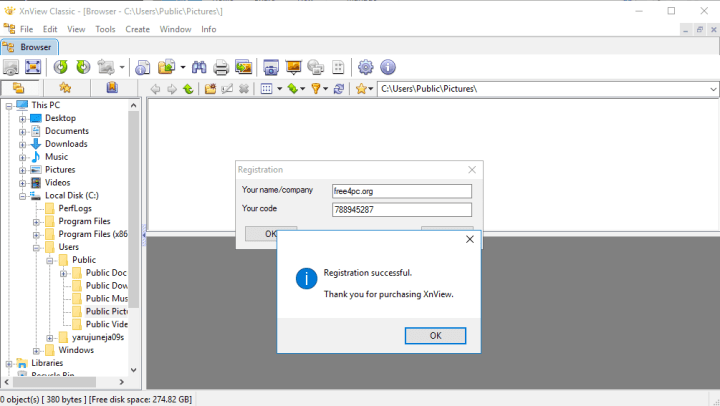 XnView Complete 2.49 Key