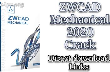 ZWCAD Mechanical 2020 Crack