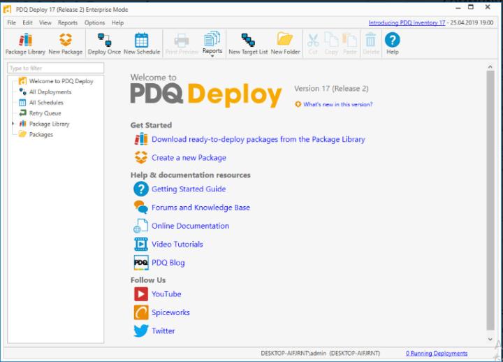 pdq deploy enterprise license key