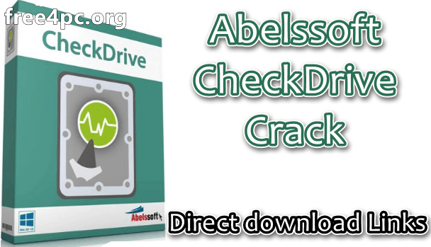 Abelssoft CheckDrive Crack