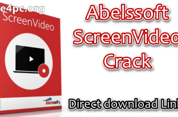 Abelssoft ScreenVideo Crack