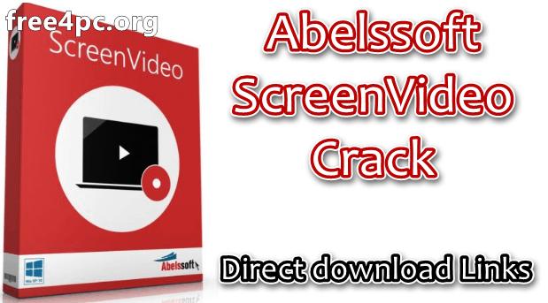 Abelssoft ScreenVideo Crack