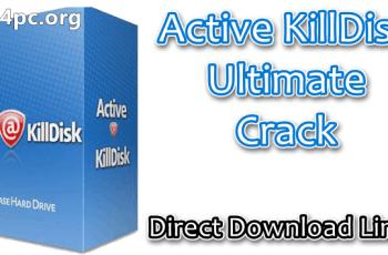 Active KillDisk Ultimate Crack