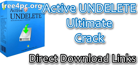 Active UNDELETE Ultimate Crack