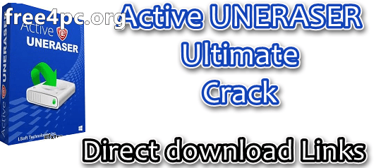 Active UNERASER Ultimate Crack