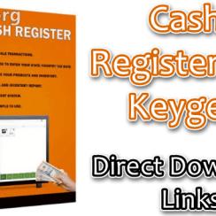 Cash Register Pro Keygen