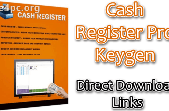 Cash Register Pro Keygen