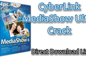 CyberLink MediaShow Ultra Crack