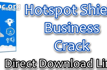 Hotspot Shield Business Crack