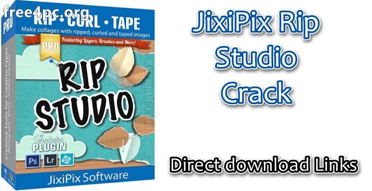 JixiPix Rip Studio Crack