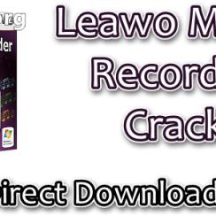 Leawo Music Recorder Crack