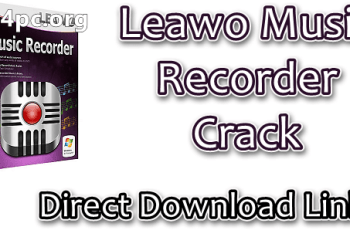 Leawo Music Recorder Crack