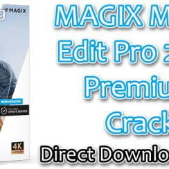 MAGIX Movie Edit Pro 2020 Premium Crack