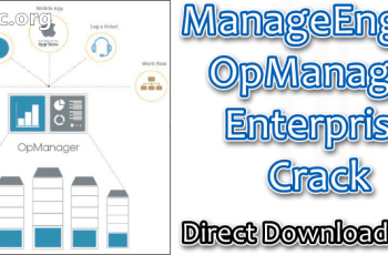 ManageEngine OpManager Enterprise Crack
