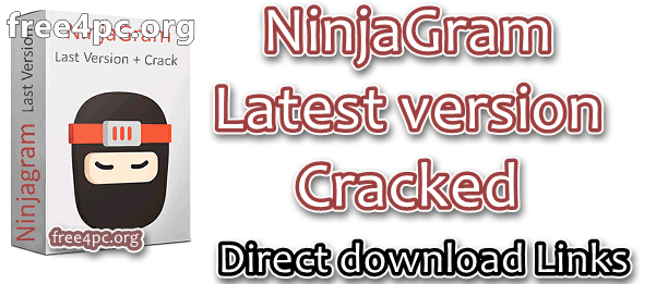 NinjaGram Cracked