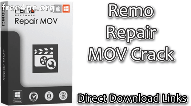 Remo Repair MOV Crack