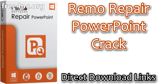Remo Repair PowerPoint Crack