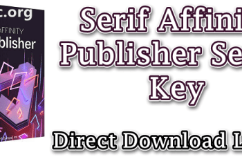Serif Affinity Publisher Serial Key