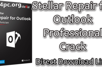 Stellar Repair for Outlook Professional Crack