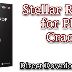Stellar Repair for PDF Crack