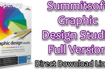 Summitsoft Graphic Design Studio Full Version