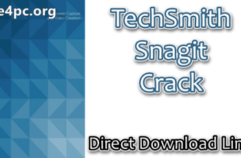 TechSmith Snagit Crack