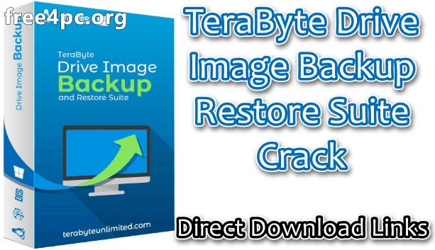 TeraByte Drive Image Backup Crack