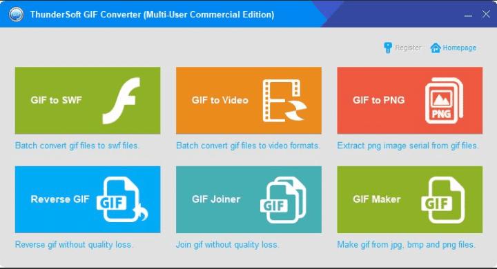 ThunderSoft GIF Converter Serial key