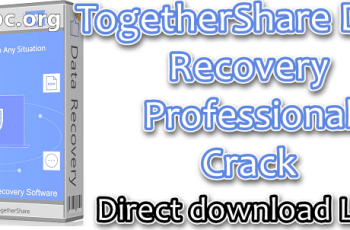 TogetherShare Data Recovery Professional Crack