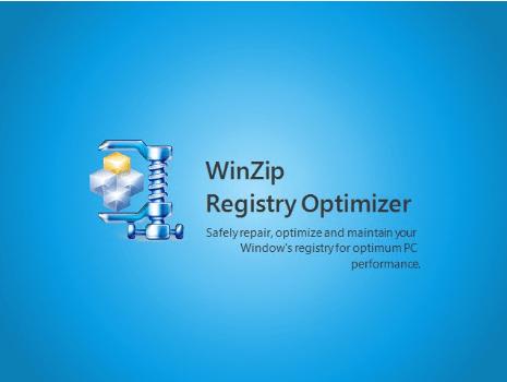 WinZip Registry Optimizer 4.22.0.26 Crack