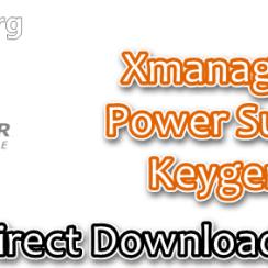 Xmanager Power Suite Keygen