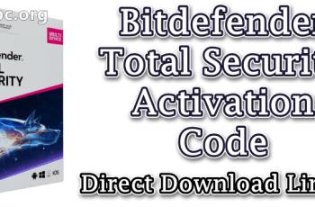 Bitdefender Total Security Activation Code
