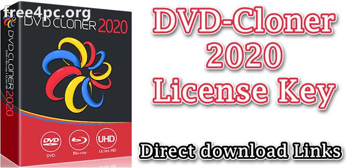 DVD-Cloner 2020 License Key