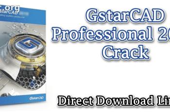 GstarCAD Professional 2020 Crack