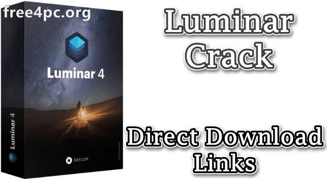 Luminar Crack