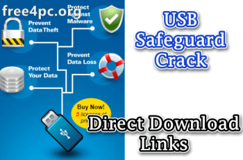 USB Safeguard Crack