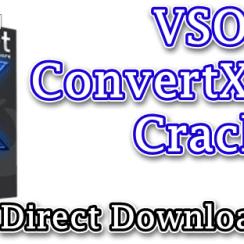 VSO ConvertXtoHD Crack