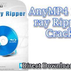 AnyMP4 Blu-ray Ripper Crack