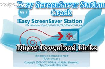 Easy ScreenSaver Station Crack